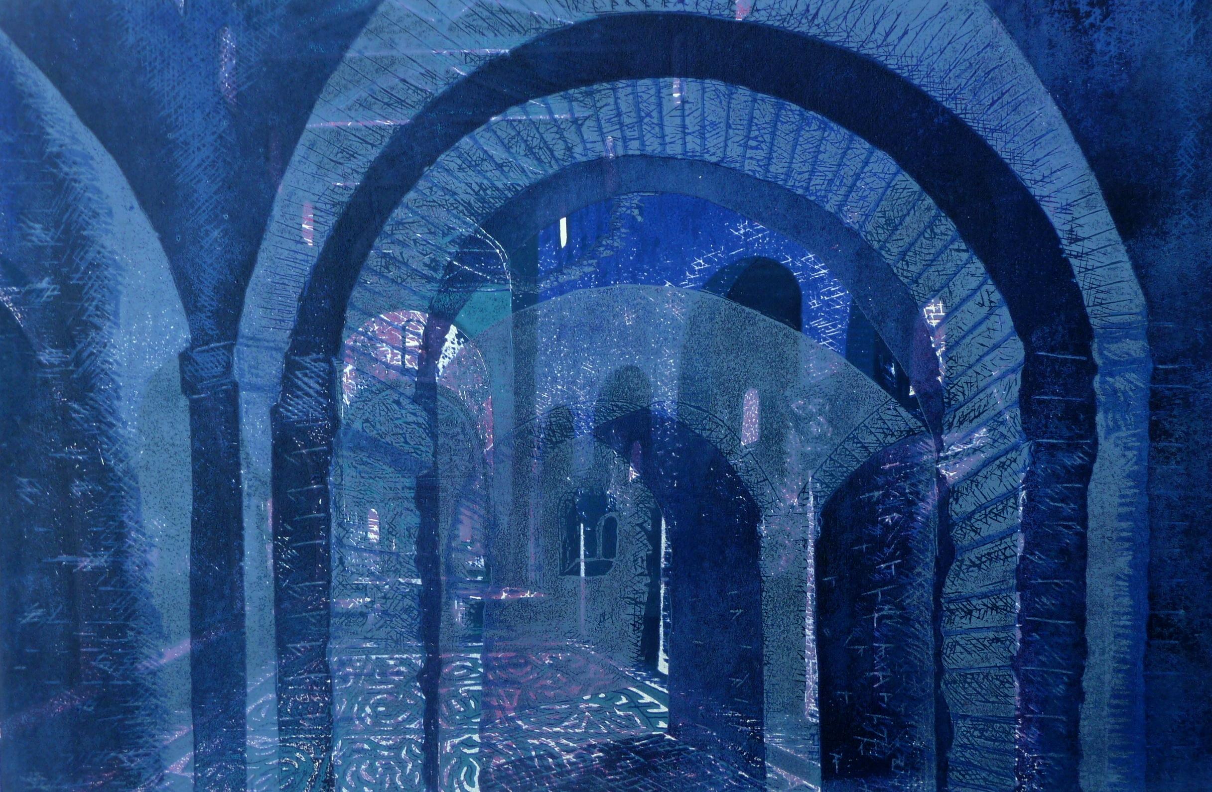 Interieur Ice Blauw : Jan erik wedholm